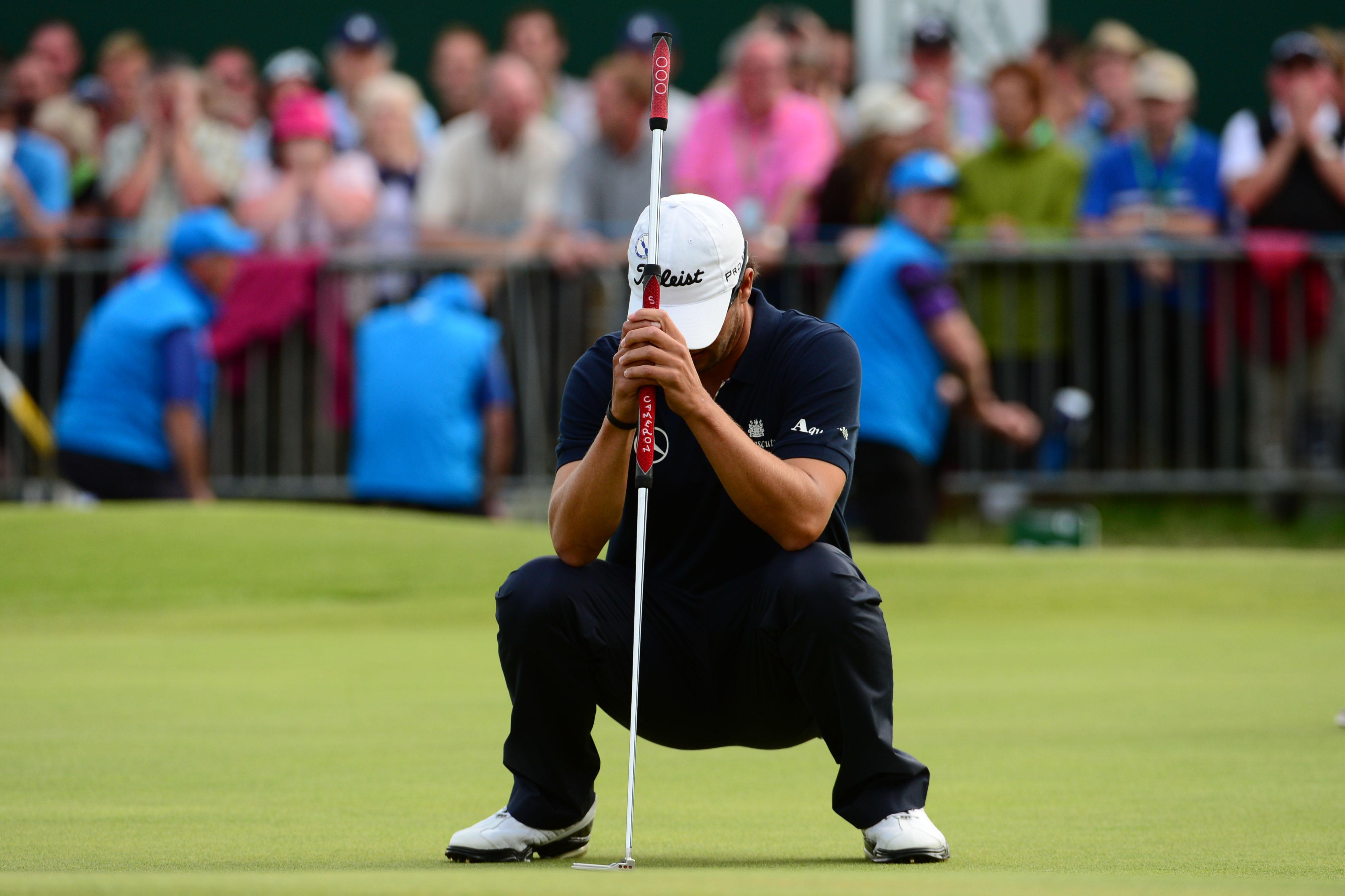 the ungrateful game of golf