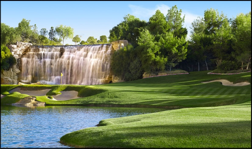 beautiful golf courses