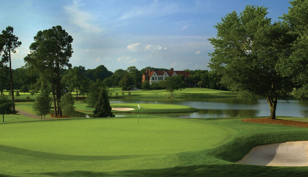 east lake golf course