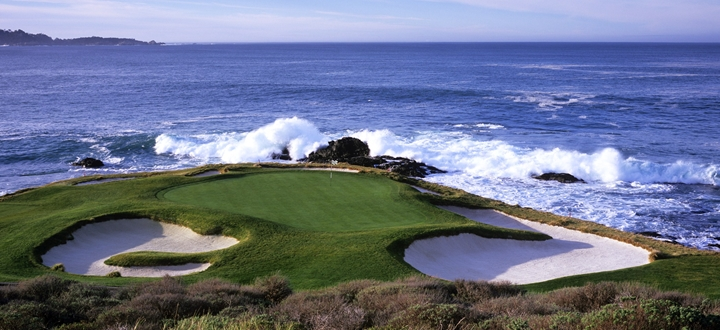 Types of golf courses