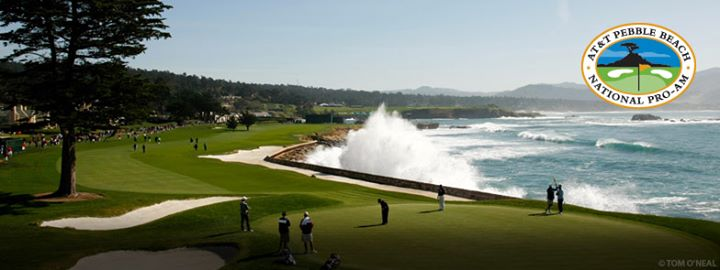 Pebble Beach Pro Am Golf Trivia In