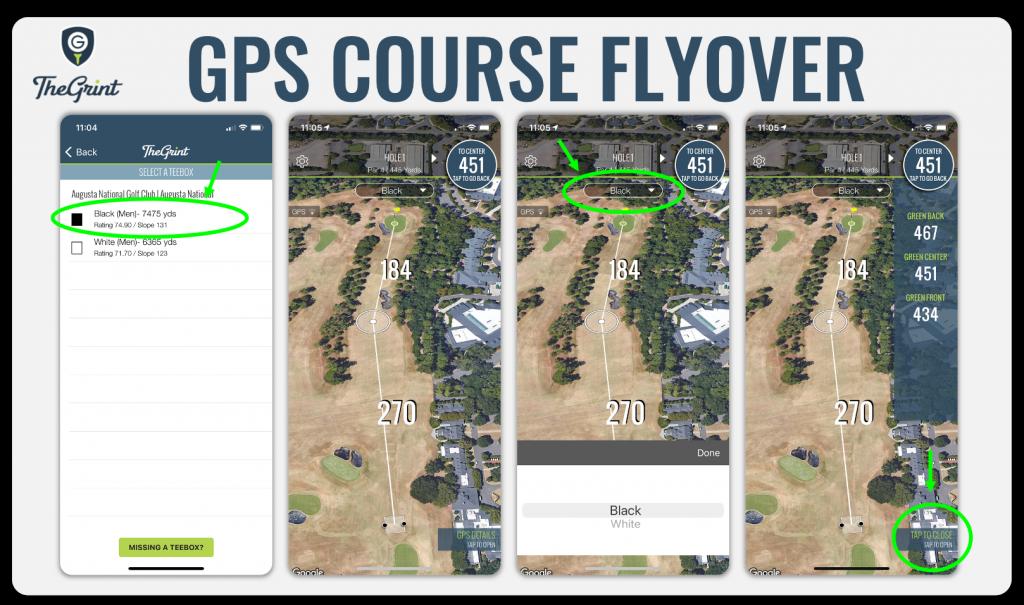 GPS Course  Flyover 2